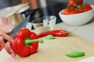 Peperoncini rossi secchi ricetta