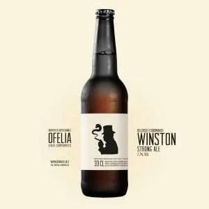 Winston Strong Ale birra artigianale Ofelia