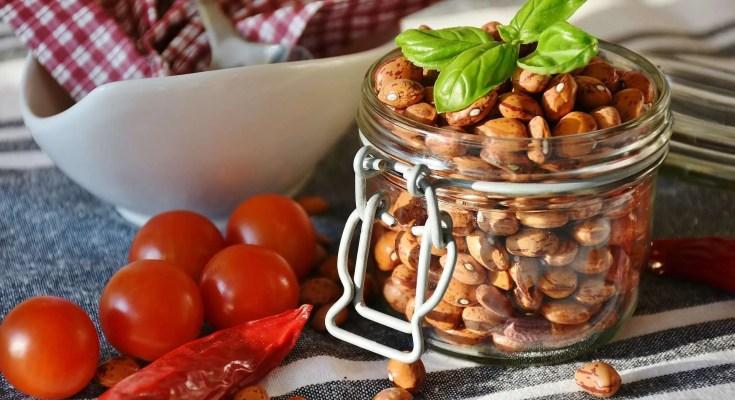 Fagioli al naturale in vasetto ricetta