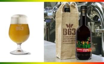 Birra Reggae B63 birrificio artigianale