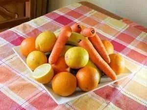 Marmellata di arance e carote ricetta