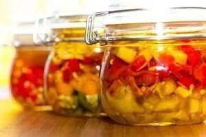 Giardiniera sott'olio ricetta perfetta