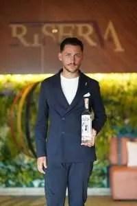 Da Napoli il drink MARY FLOWER di Gioacchino Coppola