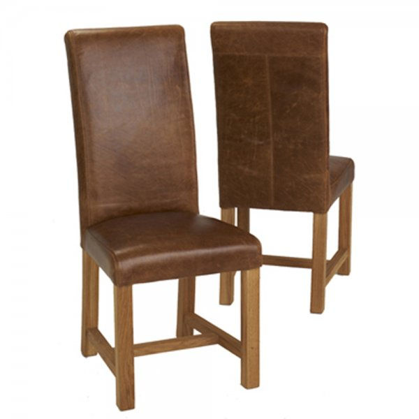 Soho Leather Dining Chair