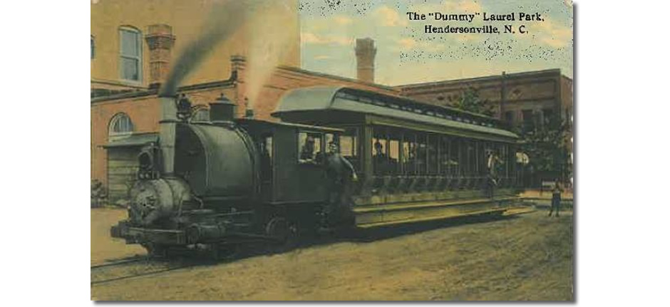 Laurel Park Street Railroad Company – The Dummy Line