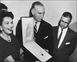 Smithsonian on September 10th 1958