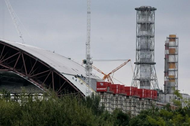 Ukraine Japan Chernobyl Fumio Kishida