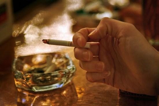 District-Smoking Ban