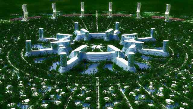 venus utopia