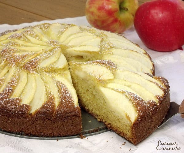Perfect Apple Cake Recipe