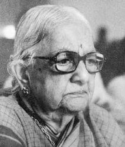 Curiouskeeda - Unsung Heros - Kamladevi Chattopadhyaya