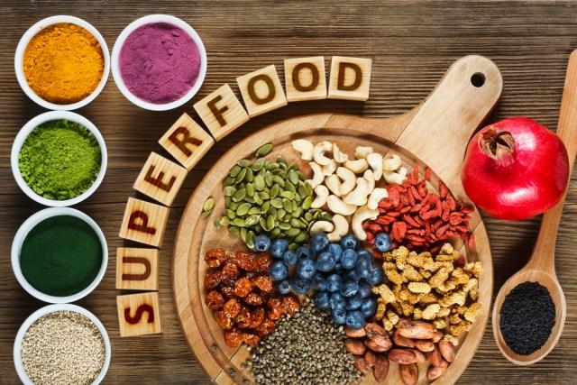 Curiouskeeda - Super Foods - Superfood