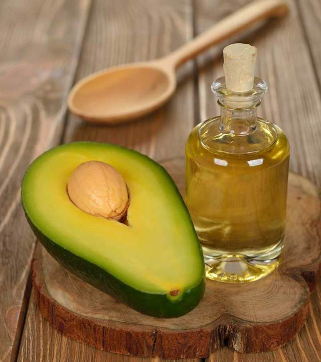 Curiouskeeda - Hair Oil -Avocado Oil
