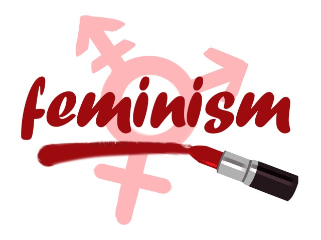 Curiouskeeda - Feminism - Featured Image