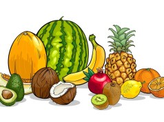 Curiouskeeda - Fruits - Featured Image