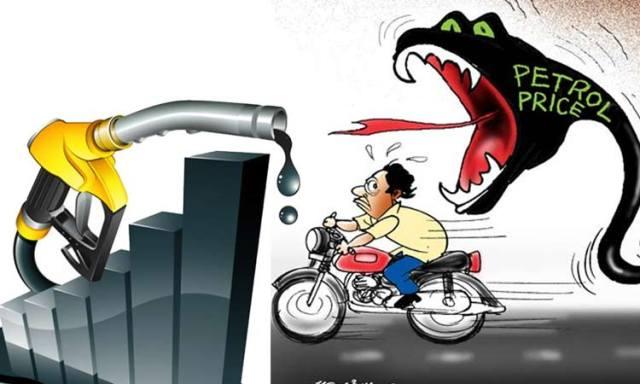 Curiouskeeda - Petrol Hike - Featured Image