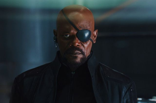 Curiouskeeda - Marvel - Nick Fury