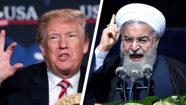 CuriousKeeda - Donald Trump Sanctions - 2