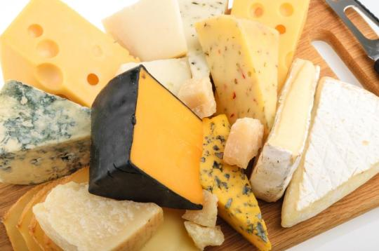 cheese- best food for youngsters