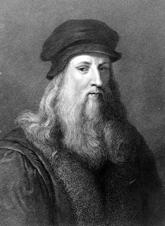Leonardo Da Vinci. Art and artists