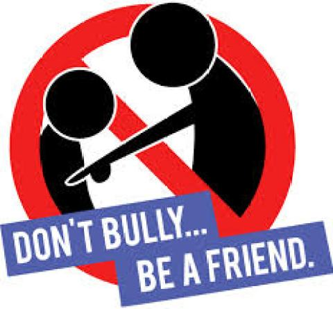 don't be a cyberbully- be a friend