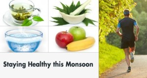 CuriousKeeda - Deit Tips For Monsoon - Featured Image