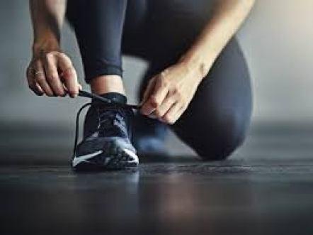 set goals for workout