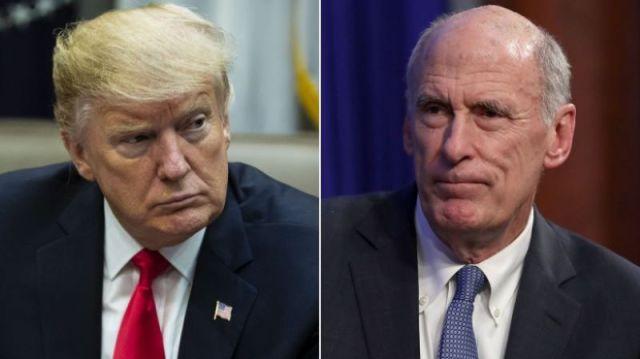 Donald trump and Dan cost