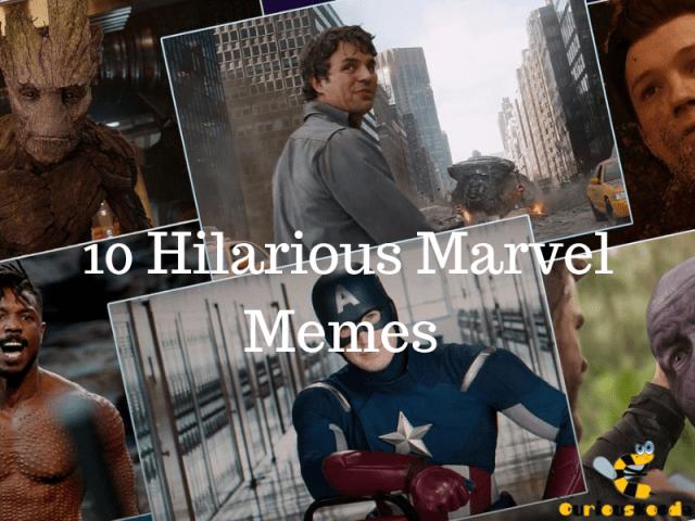 Marvel Memes Banner