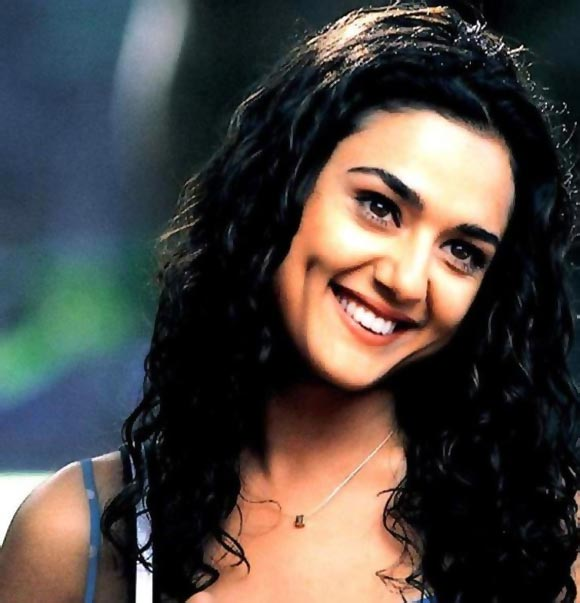 young-preety-zinta bollywood star