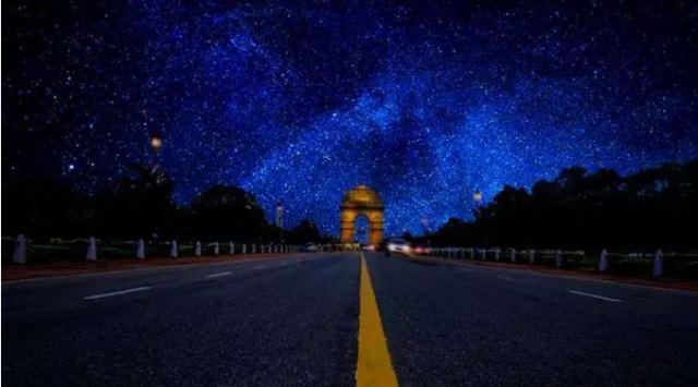 Delhi HD Photo Night