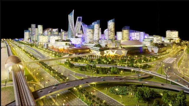 Dubai Climate Control City