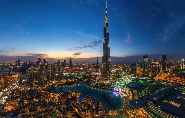 Dubai HD Photo