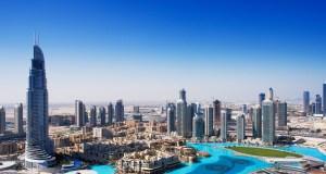 Dubai HD Sunlight Photo
