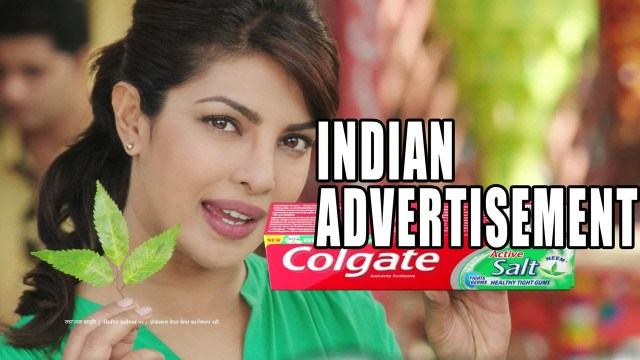 Indian Advertisements Banner