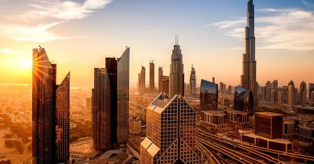Dubai Sunlight