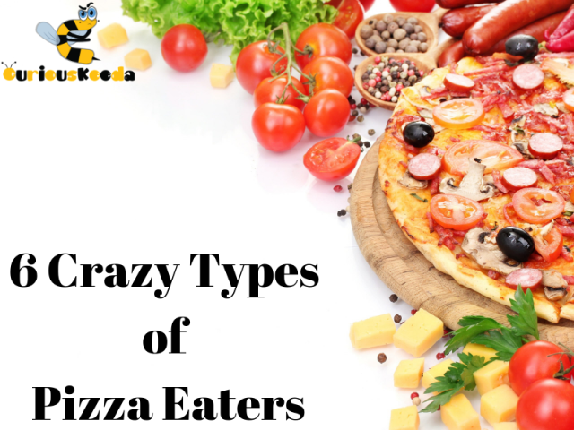Types of Pizza Eaters