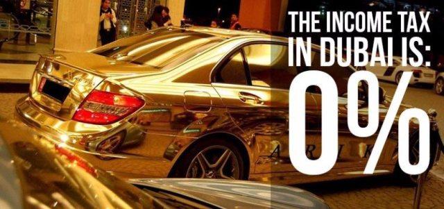 Income Tax of Dubai