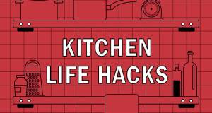 kitchen life hacks banner