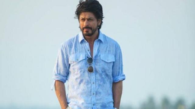 SRK bollywood star