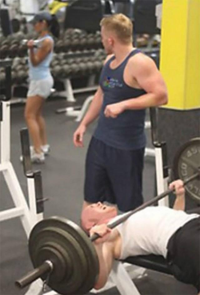 gym fails