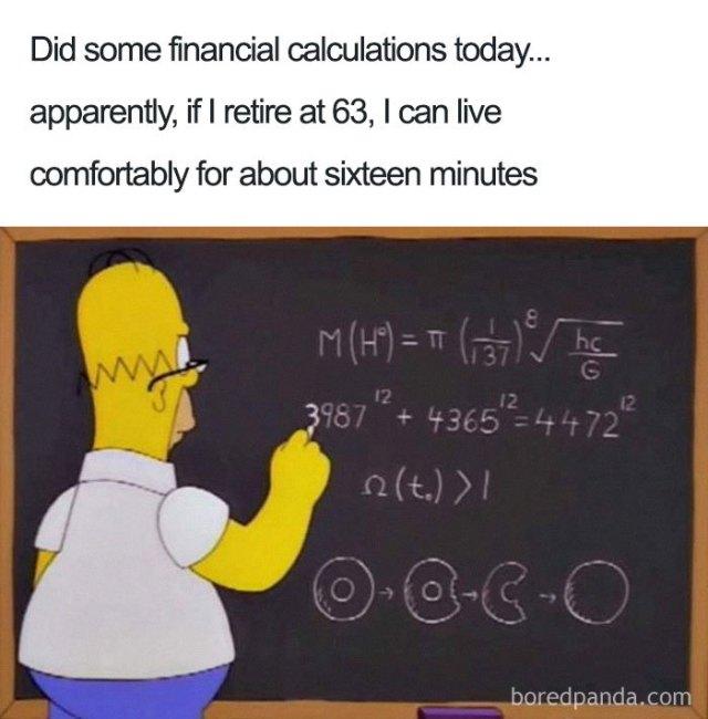 math calculation funny