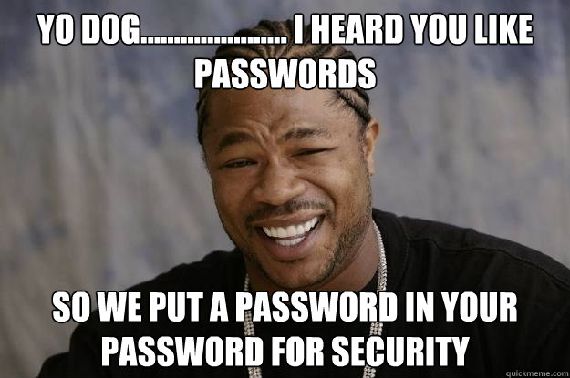 Funny Password Memes
