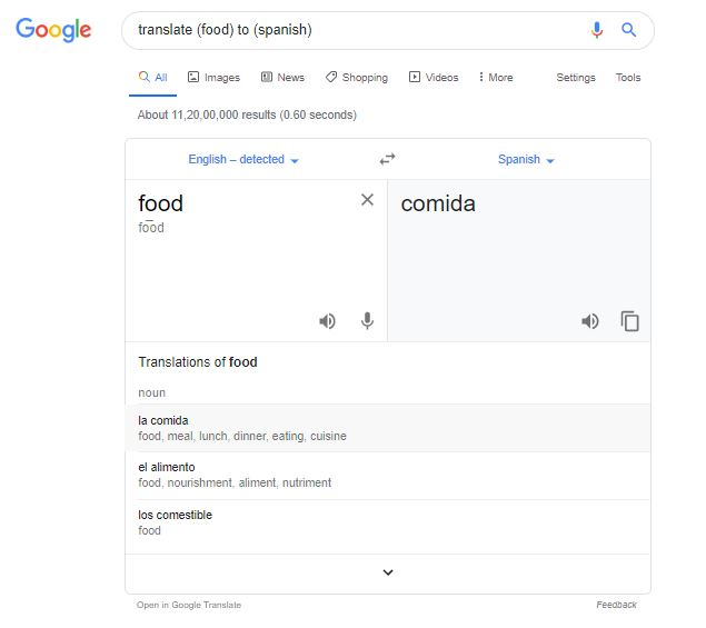 translate faster