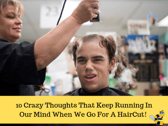 Haircut thoughts banner
