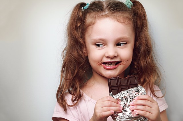 chocolate for kids
