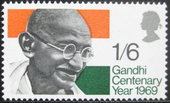 Gandhi Ji Stamp