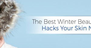 Winter Beauty Hacks For Women