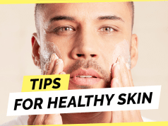 Healtthy skin care tips for male