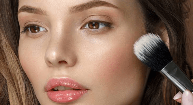 Lightweight Makeup To Cover Dry Skin